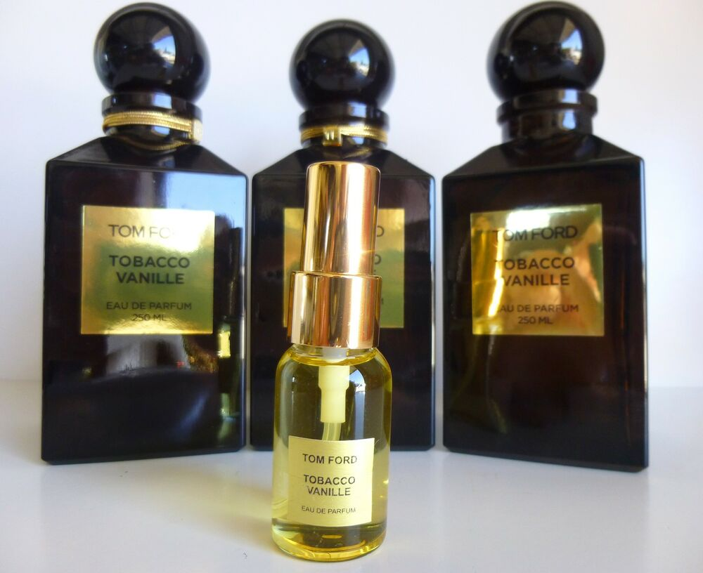 tom ford tobacco vanille 20 ml ebay. Black Bedroom Furniture Sets. Home Design Ideas