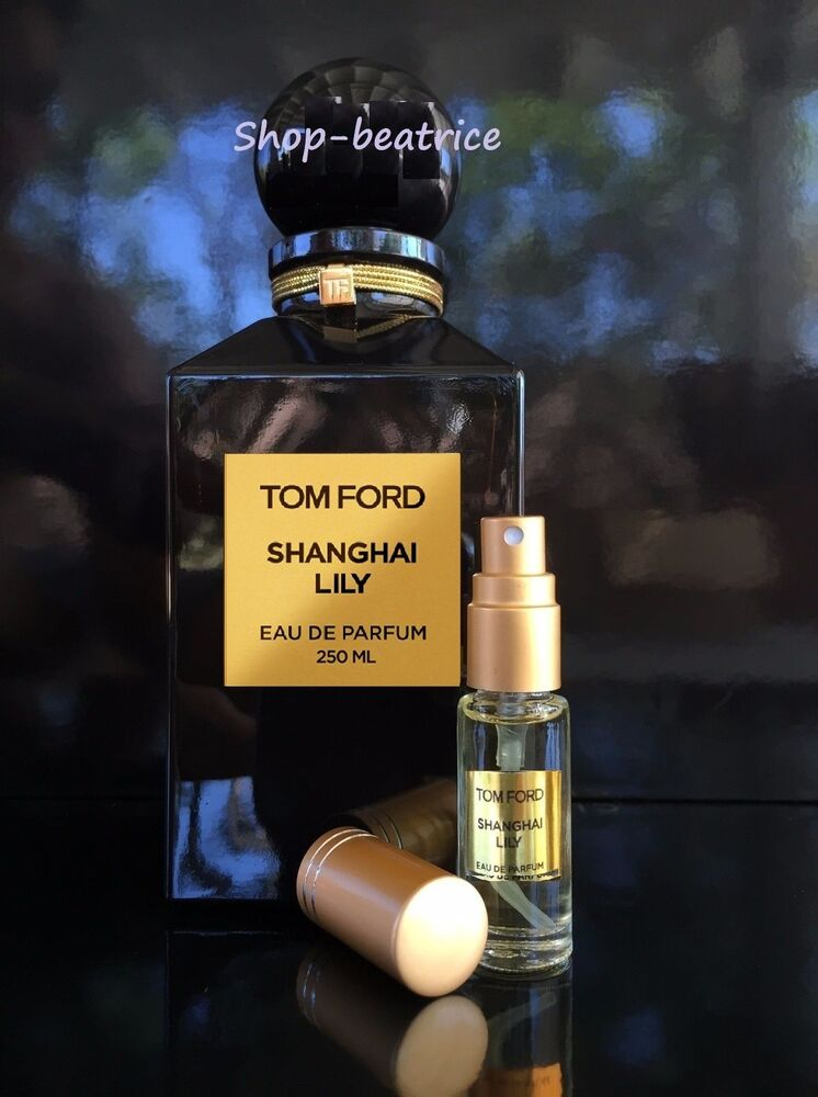 tom ford private blend shanghai lily eau de parfum 5ml. Black Bedroom Furniture Sets. Home Design Ideas