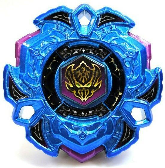 TAKARA TOMY BEYBLADE METAL FUSION LIMITED BB-114 4D BLUE ...