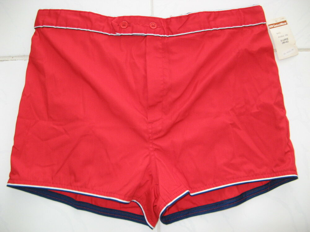 Sears Activewear Vintage Swim Suit Size XL Made in USA | eBay