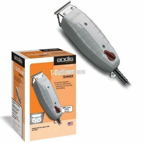 professional haircut clippers andis t outliner trim 04710 professional barber salon 5649