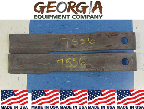 Bush Hog Blades For Sq172 Sq720 1206 1256 206 256 276 286