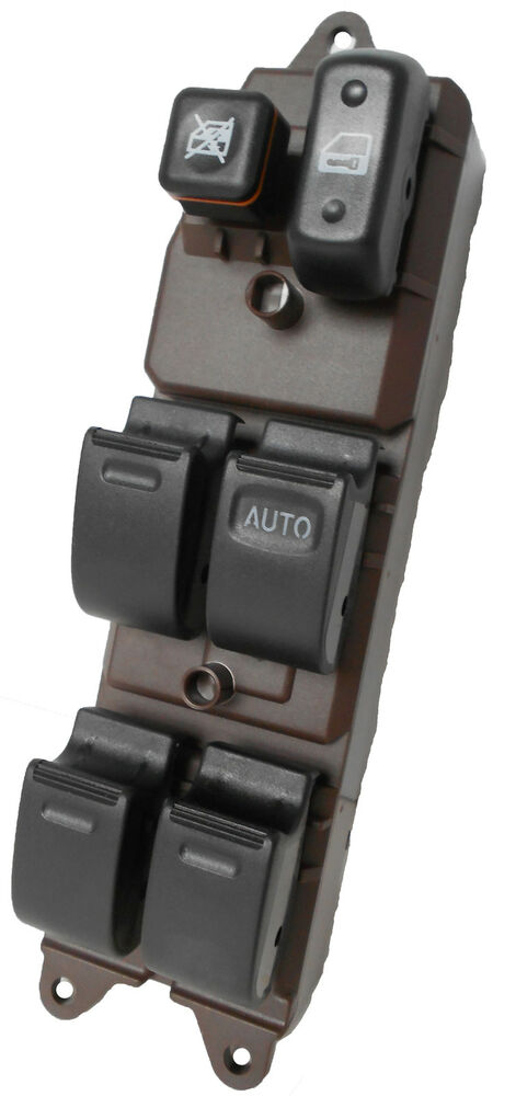 New 2002 2009 toyota camry and sienna electric power for 2002 toyota camry power window switch