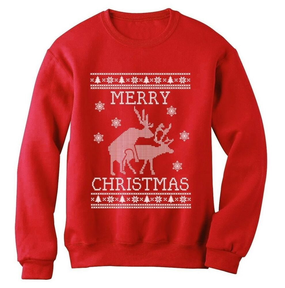 Merry christmas sweaters