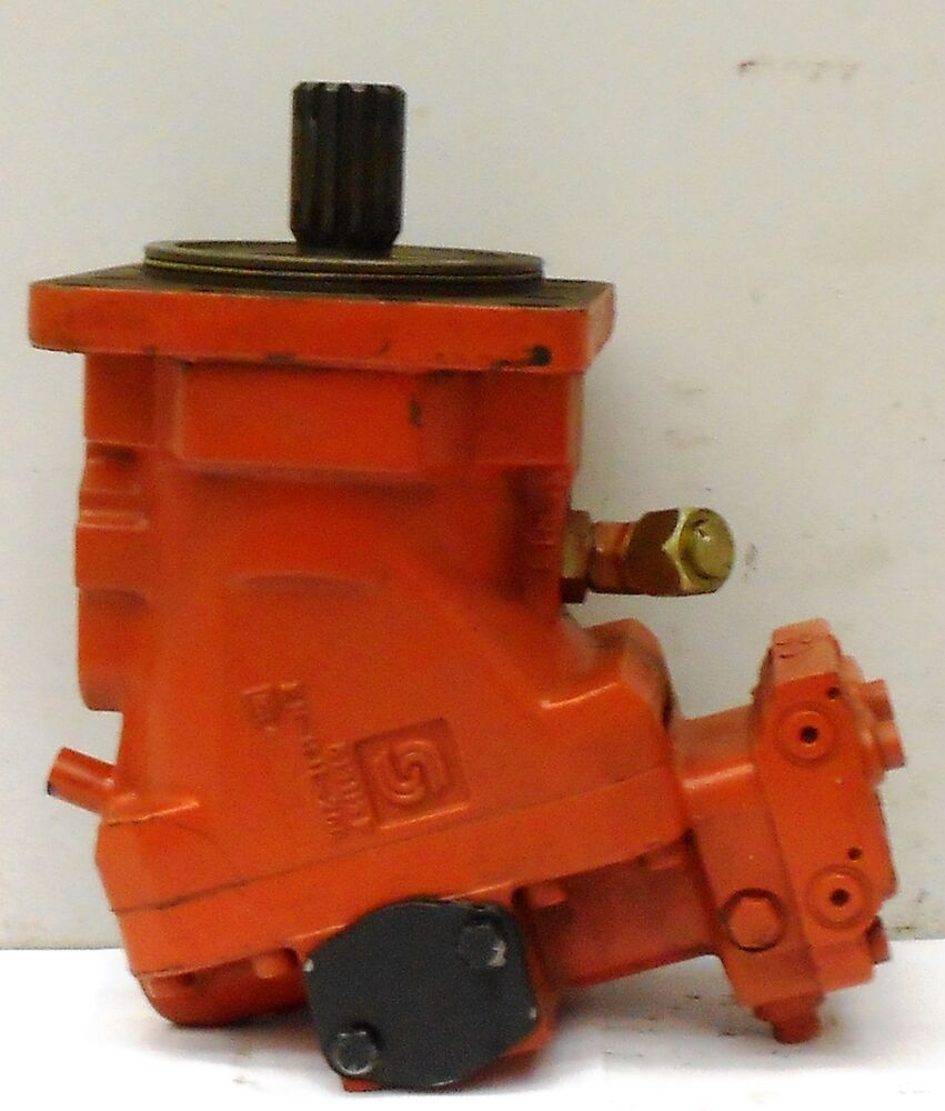 Sls1j82 saver danfoss variable displacement hydraulic 51 for Variable displacement hydraulic motor