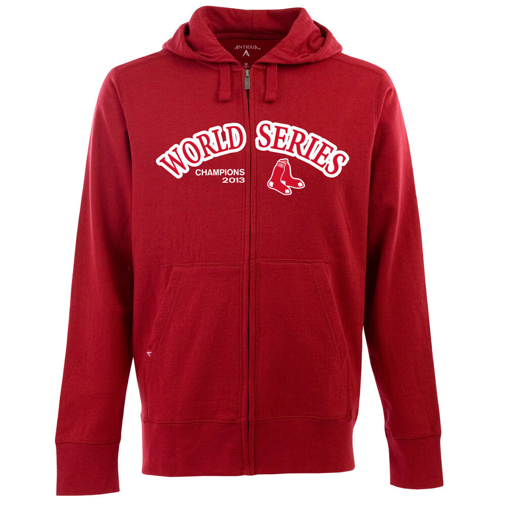 Red sox hoodies