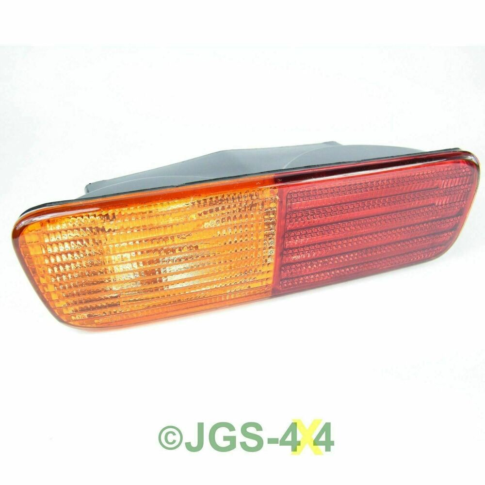 98 Land Rover Discovery: Land Rover Discovery 2 Rear Bumper Light Lamp Left LH