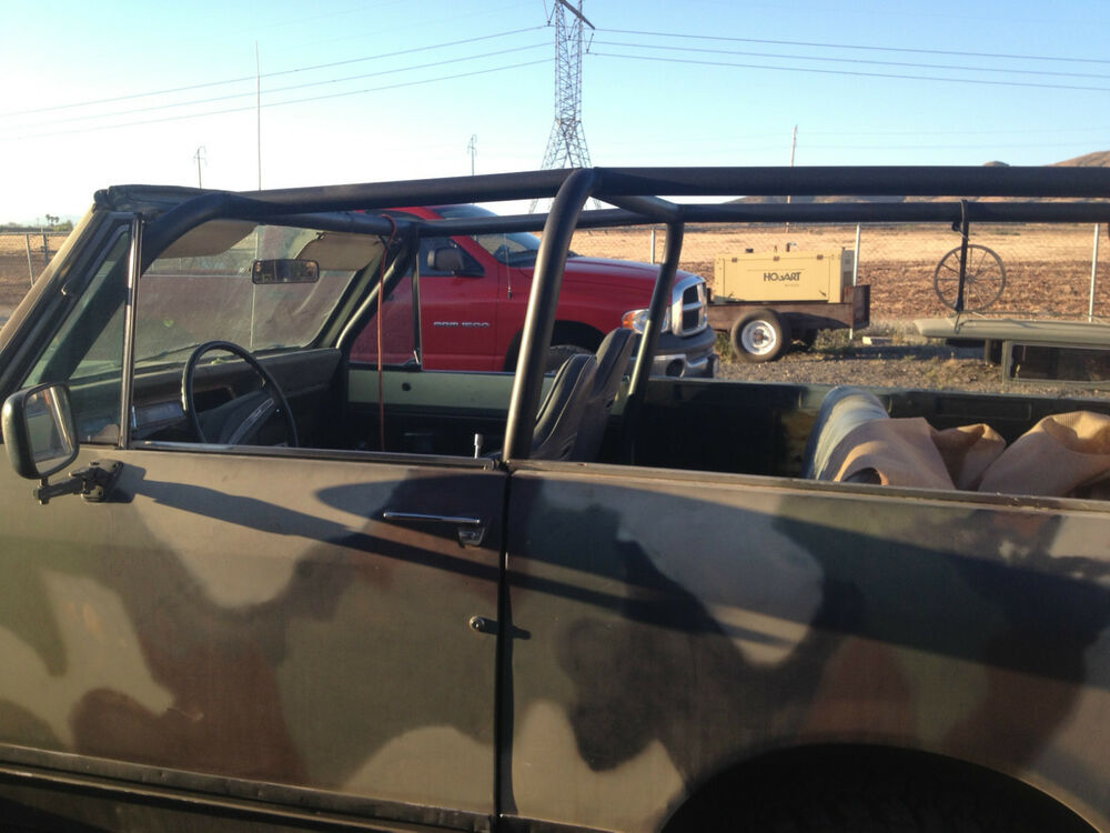 S L on Custom Roll Cage Scout Ii