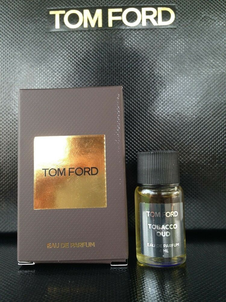 tom ford private blend tobacco oud 4ml ebay. Black Bedroom Furniture Sets. Home Design Ideas