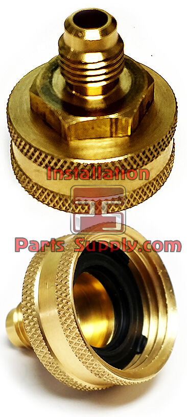 Male sae ° flare quot female garden hose swivel brass