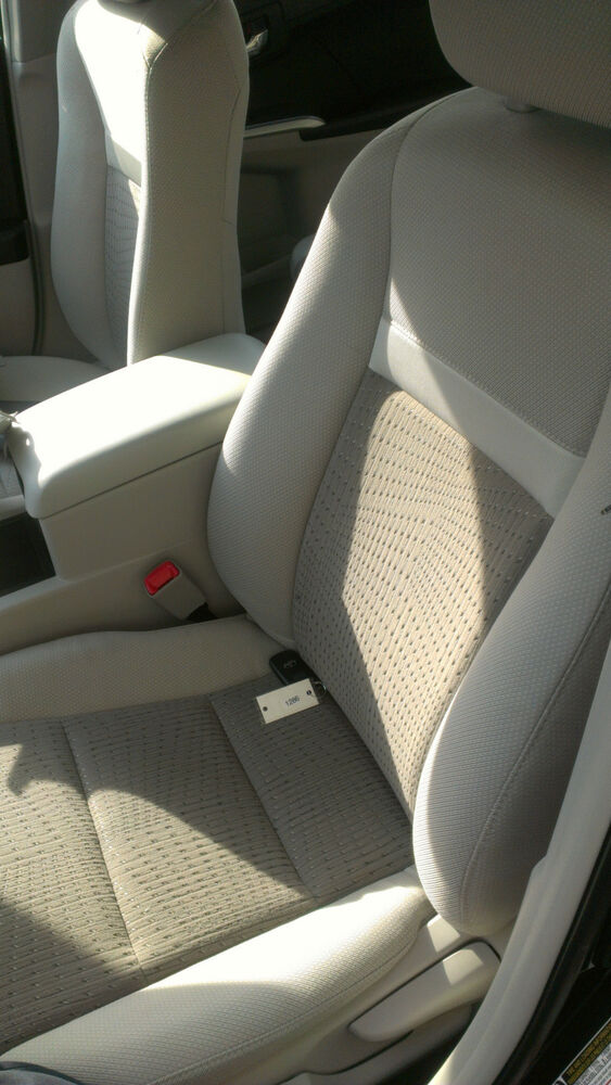 ebay toyota camry le 2014 seat covers autos post. Black Bedroom Furniture Sets. Home Design Ideas