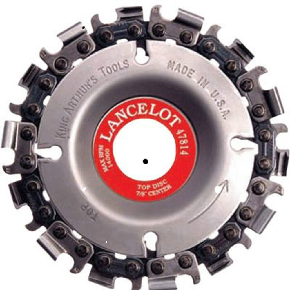 4 INCH CHAIN SAW BLADE EXCELLENT FOR RAPID WOOD REMOVAL ...