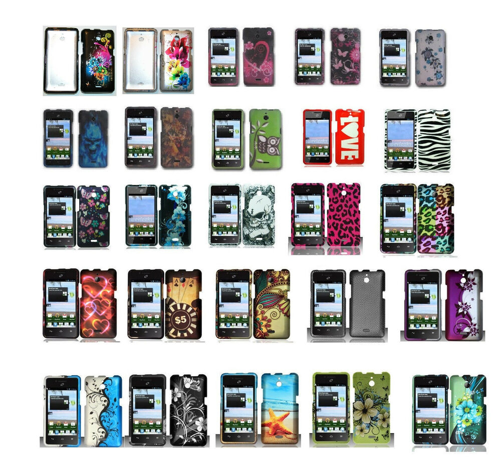 Hard Case Phone Cover for Straight Talk Huawei Plus H881C / Valiant ...