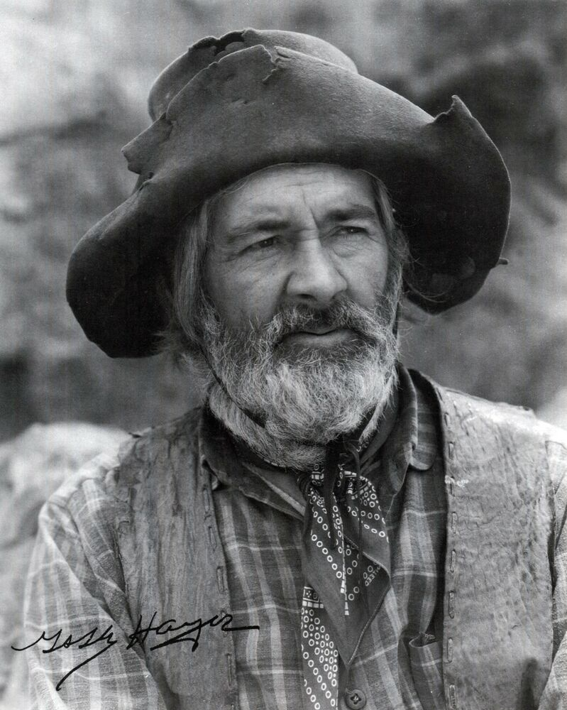 Gabby hayes 8x10 b w autograph reprint photo gh 01 ebay for Gabby hayes