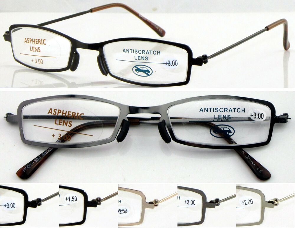 Reading Glasses No Frame : L384 High Quality Reading Glasses & NO WELDING Steel Frame ...