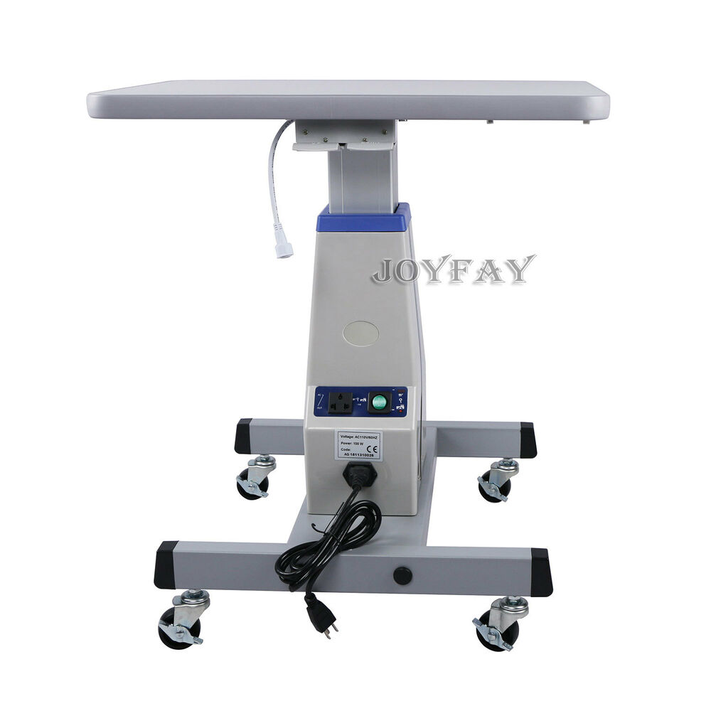New Optical Motorized Instrument Electric Power Work Table