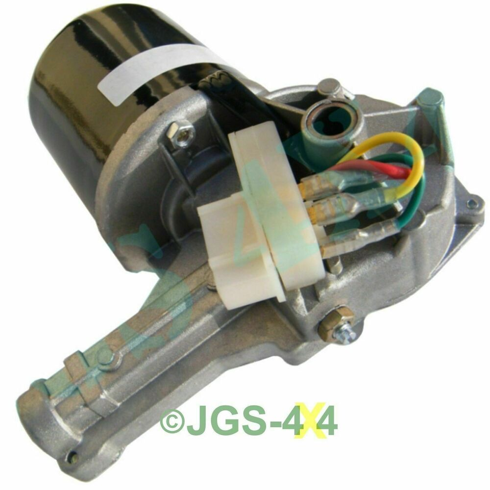Land rover defender front windscreen wiper motor rtc3867 for Ebay motors land rover defender