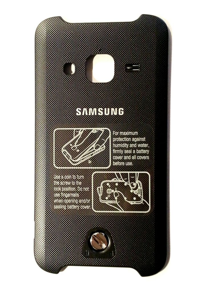 Samsung samsung galaxy rugby pro phone cases : Original Genuine OEM ATu0026T Samsung Galaxy Rugby Pro i547 Battery Door ...