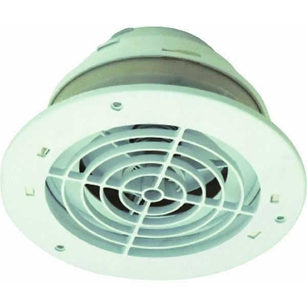 5 white 4 to 6 duct adjustable kitchen bathroom exhaust for 6 bathroom exhaust fan