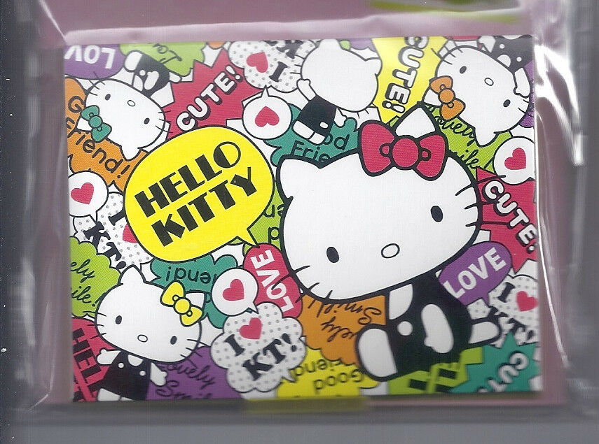 Sanrio Hello Kitty Oil Blotting Paper Tissue Ebay