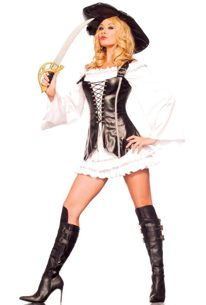 Teen Girl Pirate Halloween Costume  sc 1 st  Lookup Before Buying & Three musketeers costumes - Lookup BeforeBuying