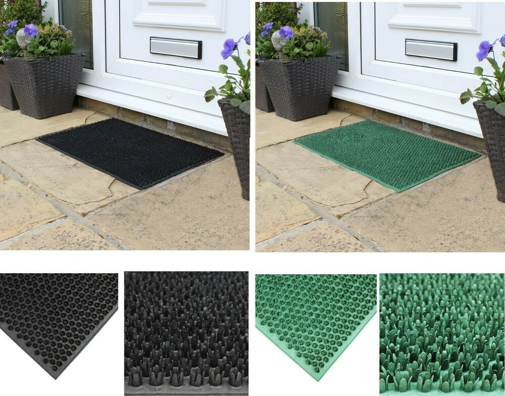Plastic Outdoor Rug Mat: OUT DOOR MAT CONDOR PLASTIC ASTRO TURF LOOK GRASS SCRAPER