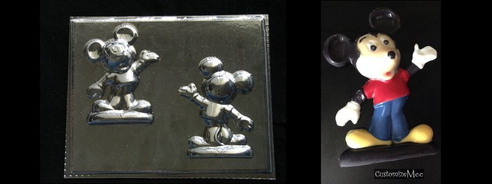 MICKEY MOUSE 3D Chocolate Candy Soap Mold