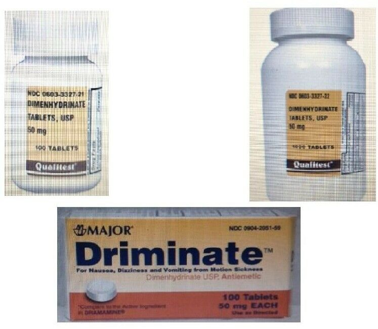Dimenhydrinate 50 Mg Sleep