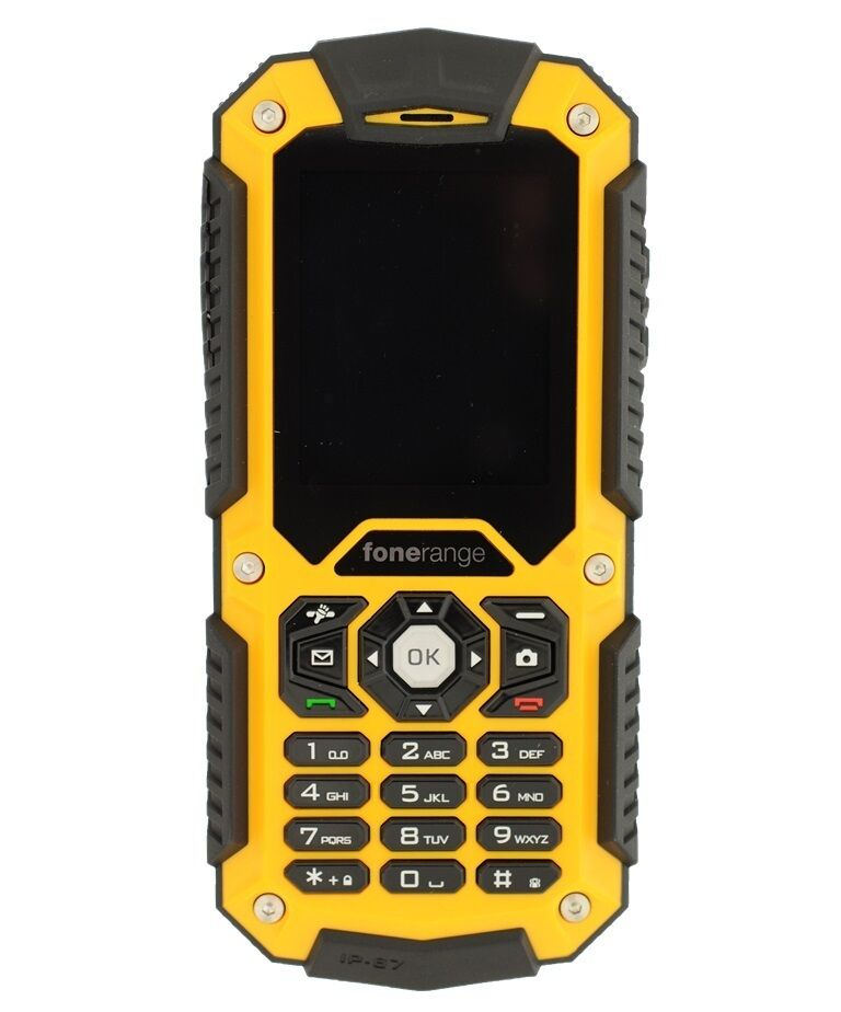 Brand new rugged waterproof mobile phone dust proof for Rugged cell phones