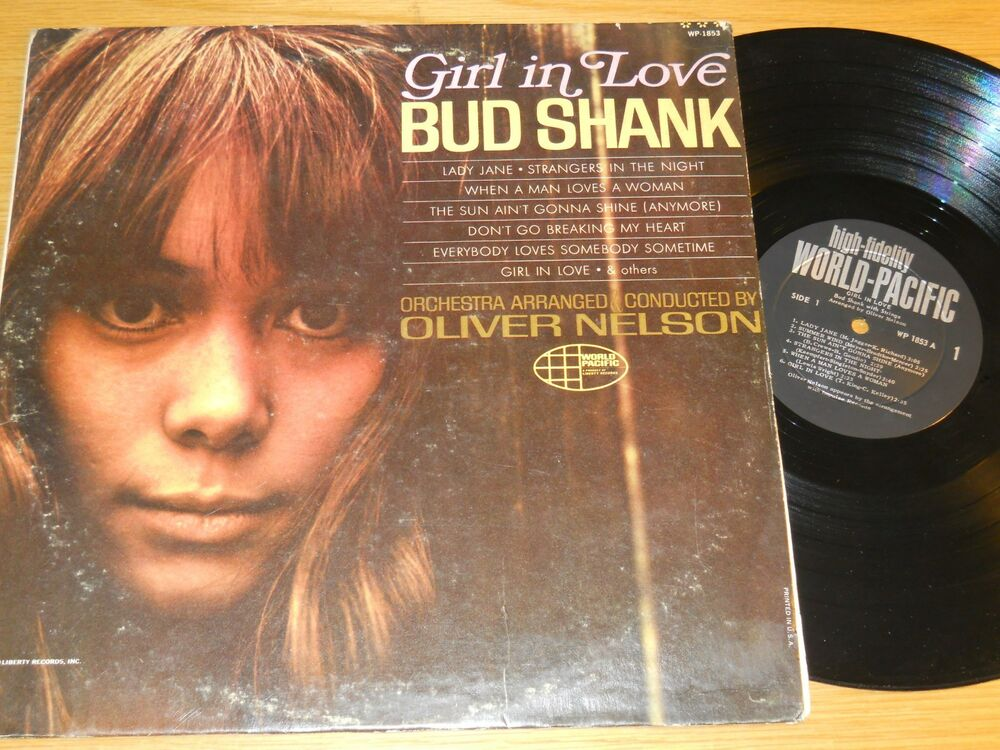 Bud Shank Girl In Love