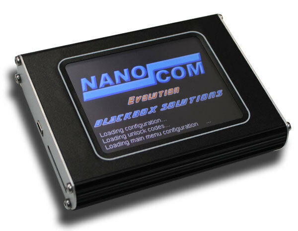 Nano Evolution Land Rover Discovery 4 LR4 Diagnostics