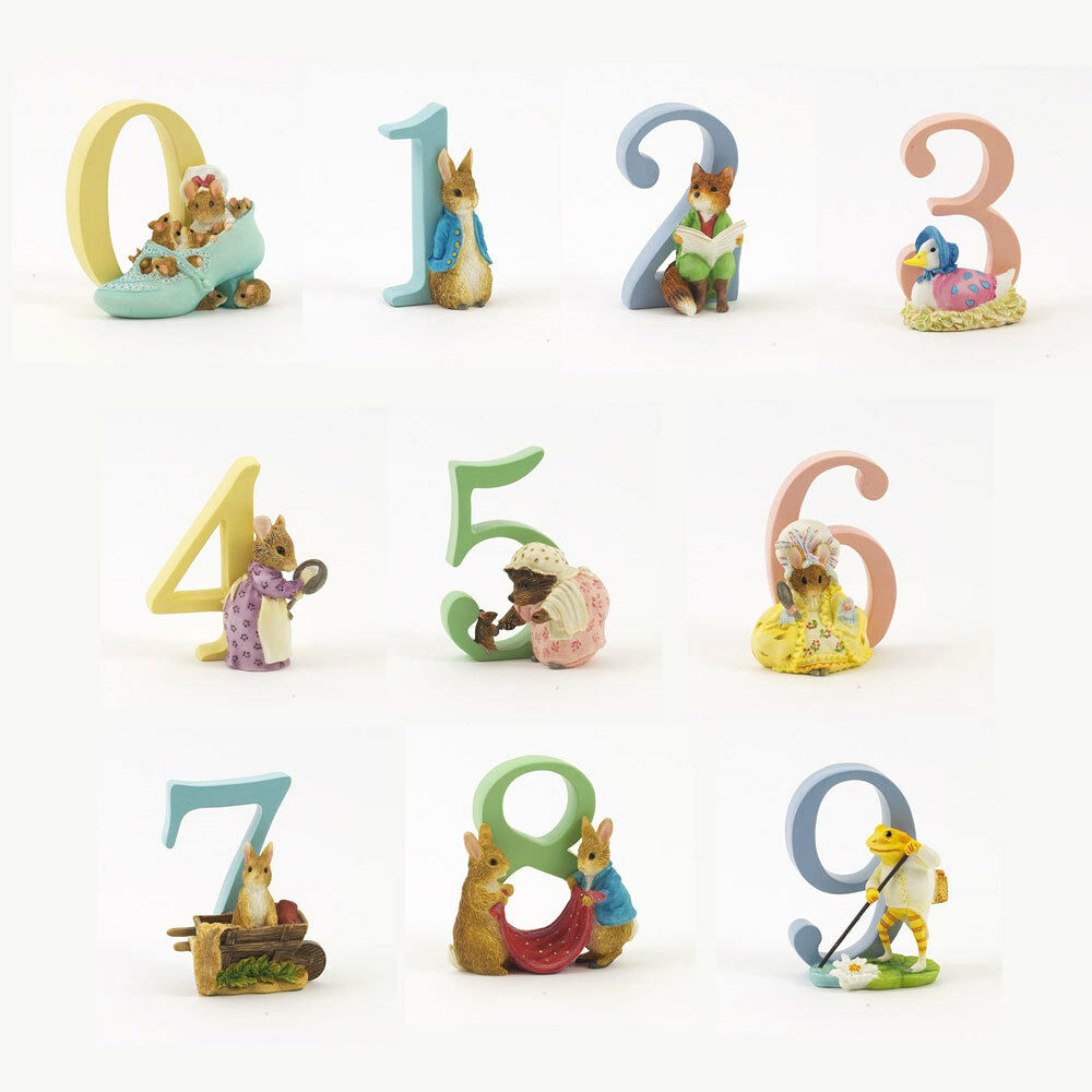 Alphabet Cake Toppers Uk