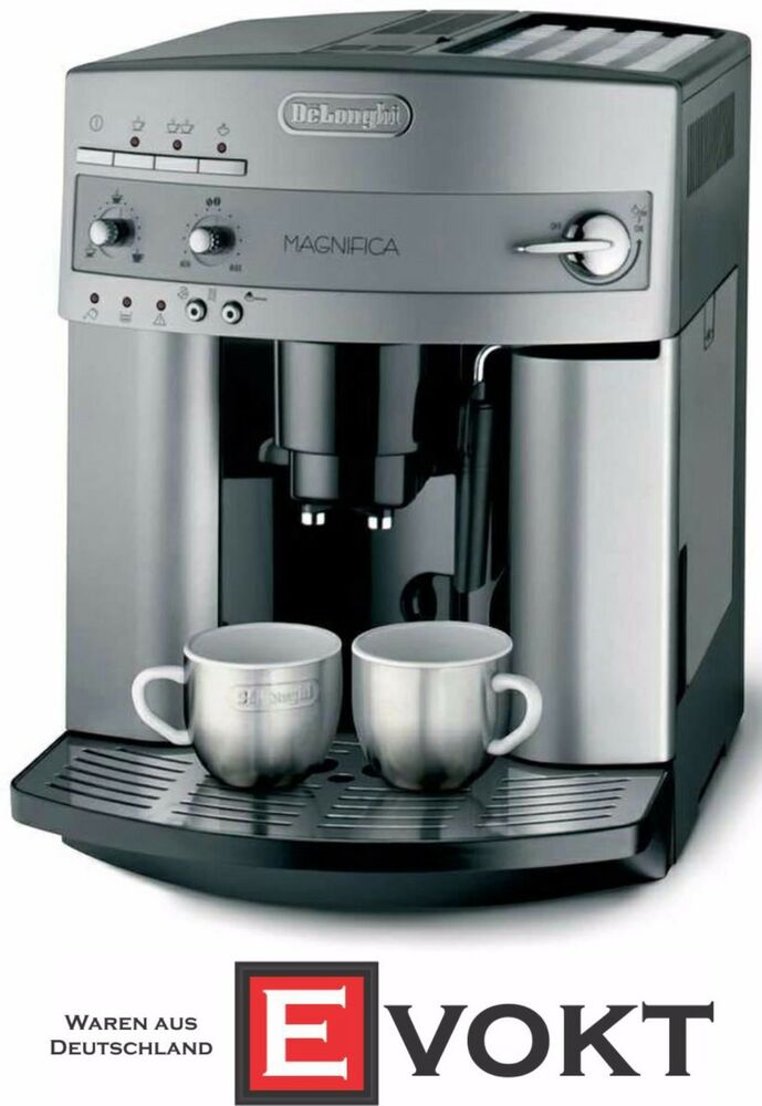 Coffee Maker En Espanol : DeLonghi Magnifica ESAM 3200 S Automatic Coffee Espresso Machine GENUINE NEW eBay