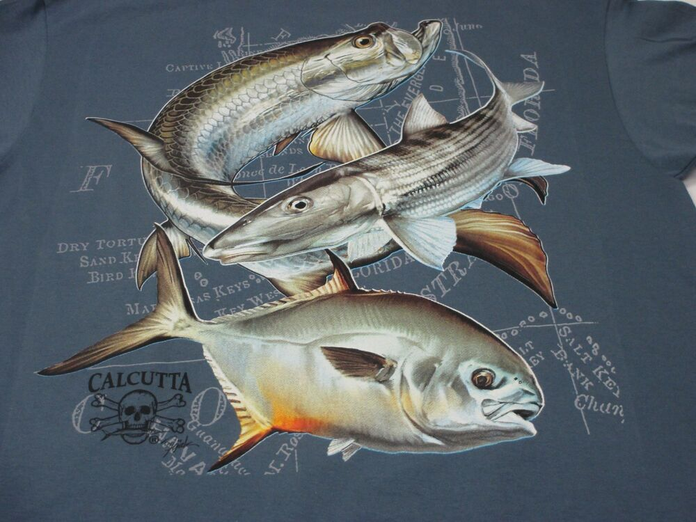 New calcutta short sleeve tee shirt with pocket 100 for Rip a lip fish wear