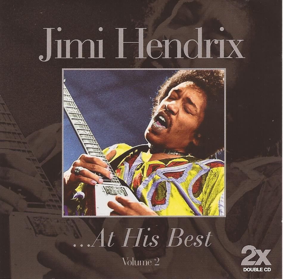 jimi hendrix at his best volume 2 uk 8 tk cd album ebay. Black Bedroom Furniture Sets. Home Design Ideas