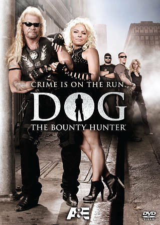 dog the bounty hunter crime is on the run dvd 2010
