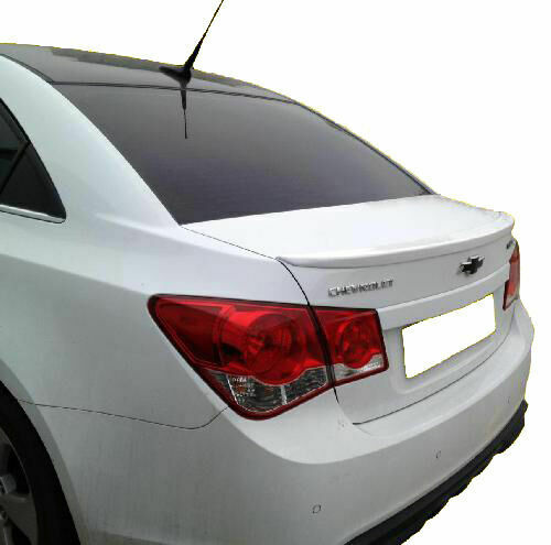 2011 2015 Chevy Cruze Painted Rear Lip Spoiler Gm Licensed Factory Style New Ebay