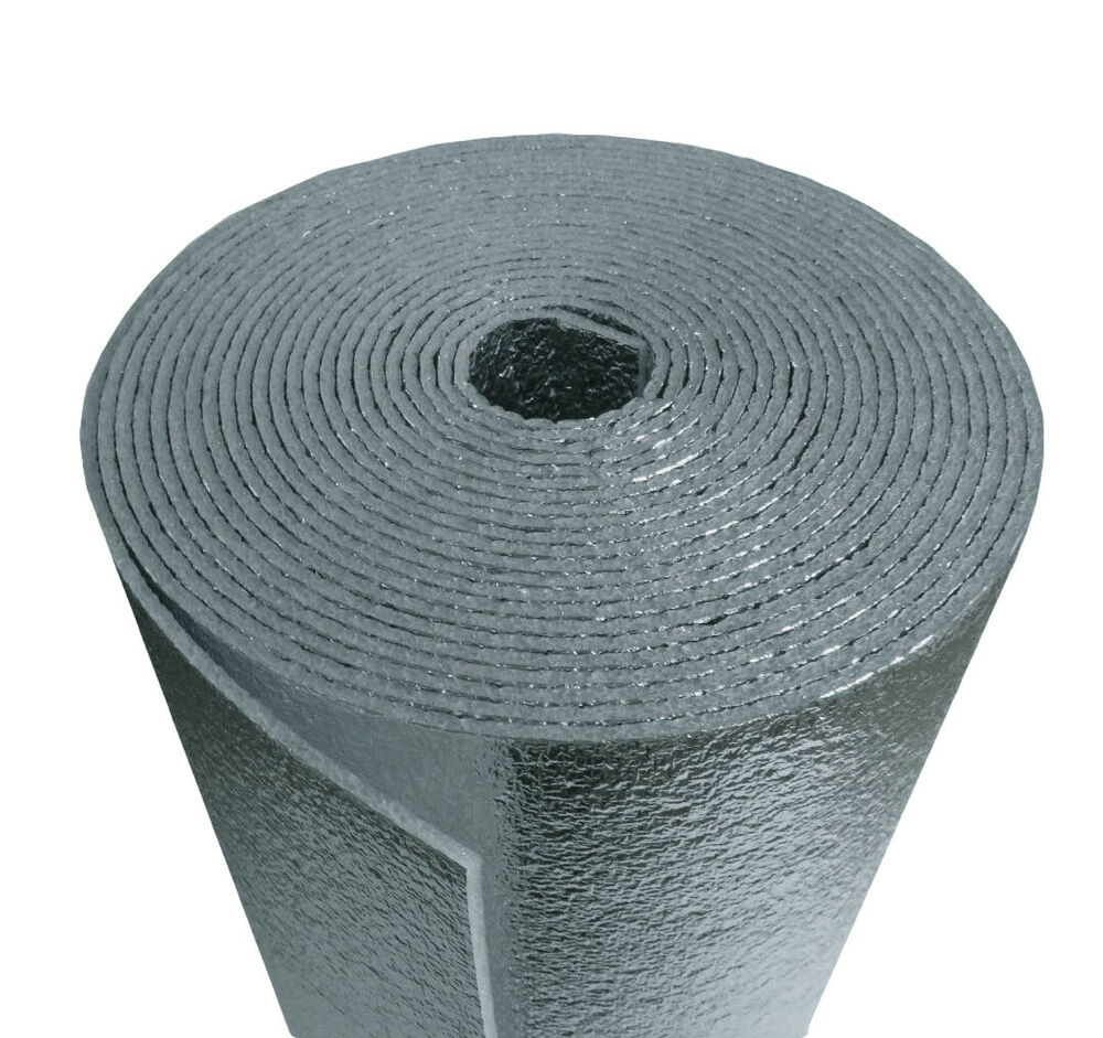 Hvac Duct Insulation : Low e reflective foam core insulation pipe hvac duct wrap