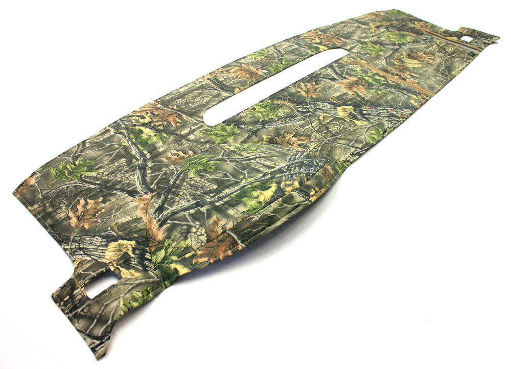New Superflage Camo Camouflage Tailored Dash Mat Cover