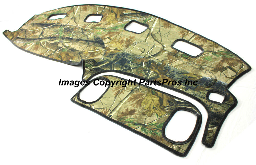 New Realtree Ap Camo Camouflage Dash Mat Cover For 1998
