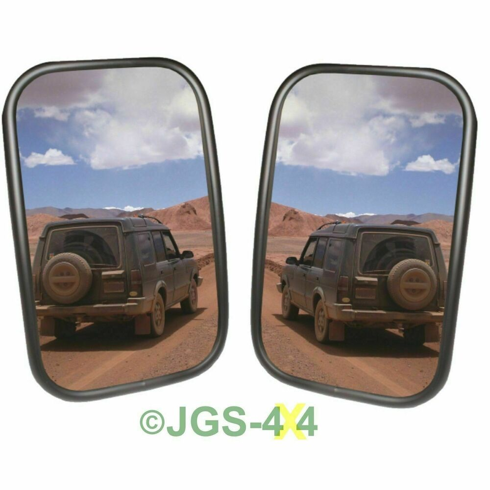 Land Rover Defender Wing Mirror Pair E-MARKED - MTC5084