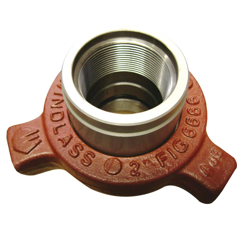 Hammer union quot fig threaded guiberson style ebay