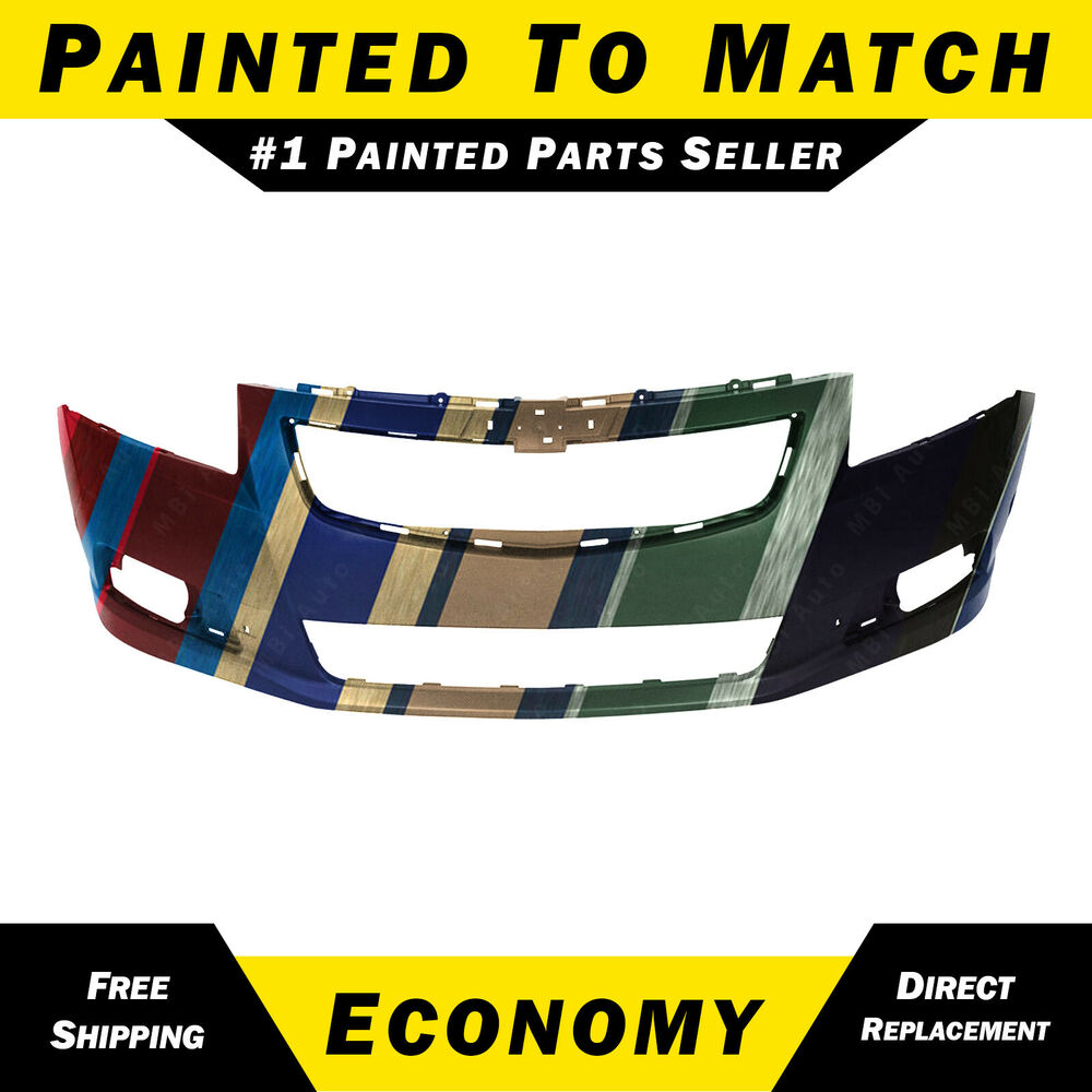 NEW Painted To Match - Front Bumper Cover For 2011-2014 ...