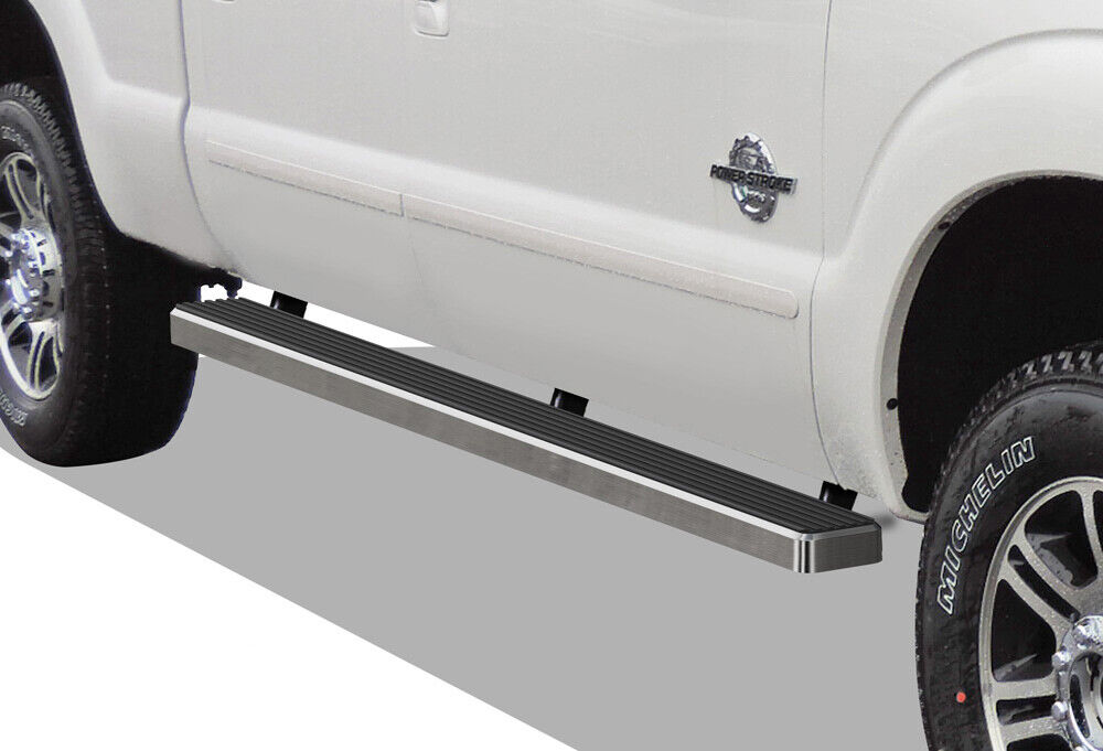 Iboard Running Boards 4 Quot Fit 99 16 Ford F250 F350
