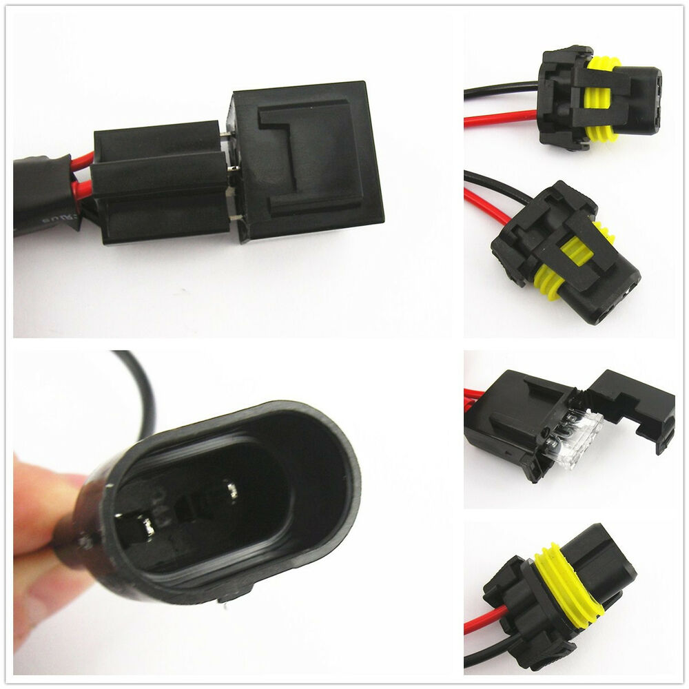 xenon hid conversion kit relay wire harness h1 h8 h9 h10