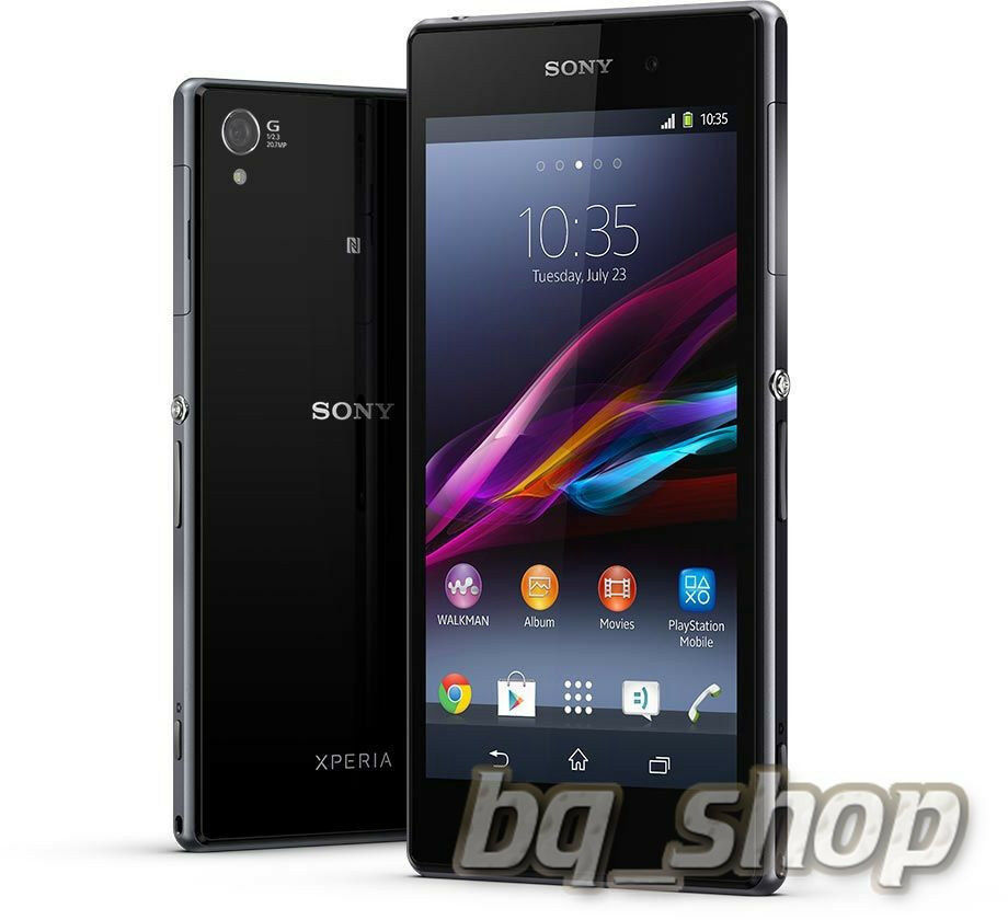 sony xperia z1 compact d5503 black factory unlocked 20. Black Bedroom Furniture Sets. Home Design Ideas