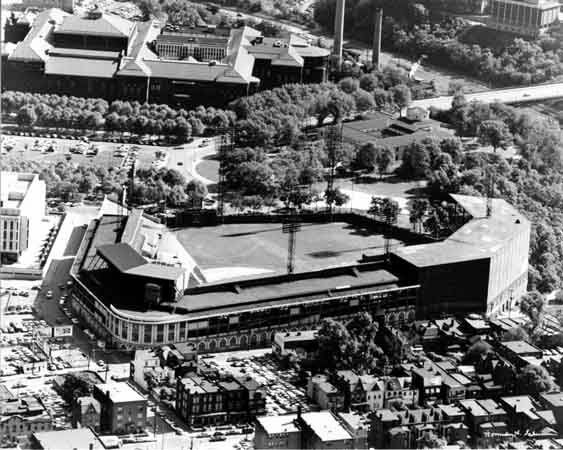 Forbes Field Aerial Pittsburgh Pirates 8x10 Photo Ebay