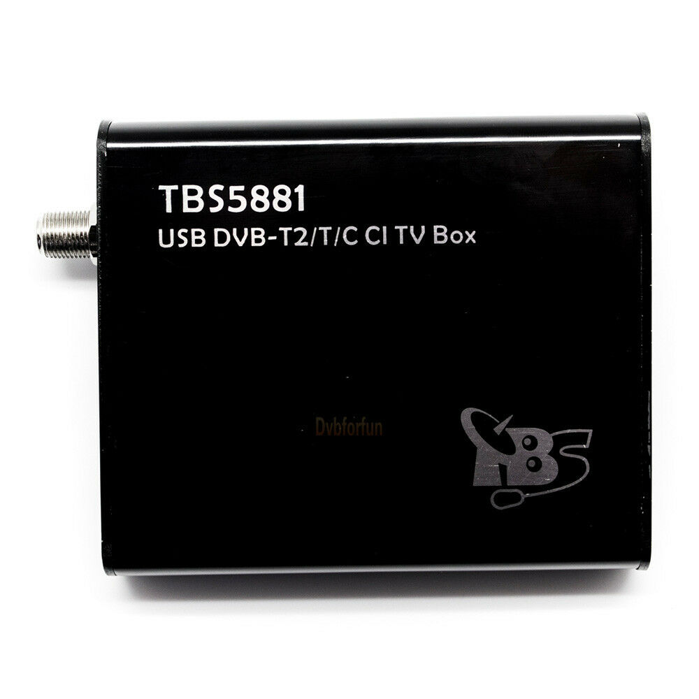 tbs5881 usb hybrid dvb t2 t c digital tv tuner ci box pvr hdtv on pc support plp ebay. Black Bedroom Furniture Sets. Home Design Ideas
