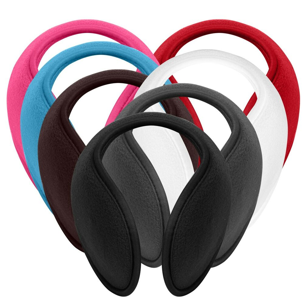 2 pack ear muff winter comfortable warmer earmuffs ear. Black Bedroom Furniture Sets. Home Design Ideas
