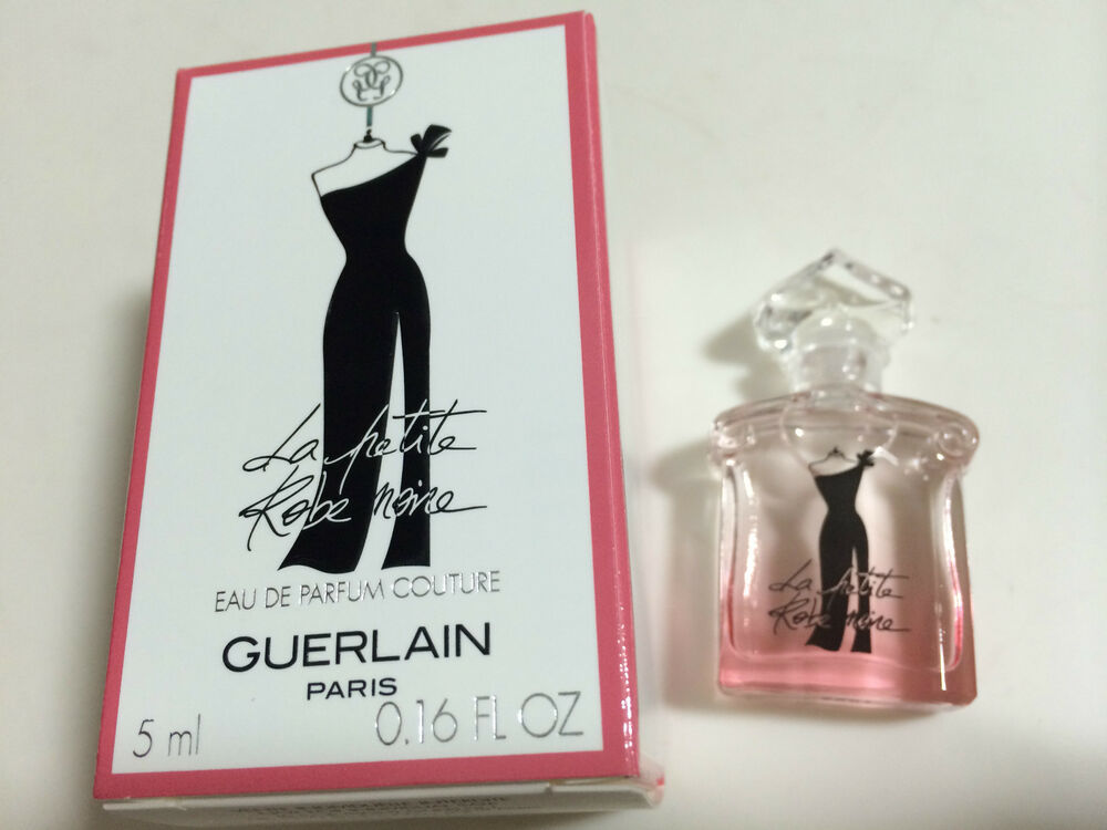 guerlain la petite robe noire eau de parfum couture 5ml bnib ebay. Black Bedroom Furniture Sets. Home Design Ideas